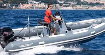 Bateau Valiant Sport