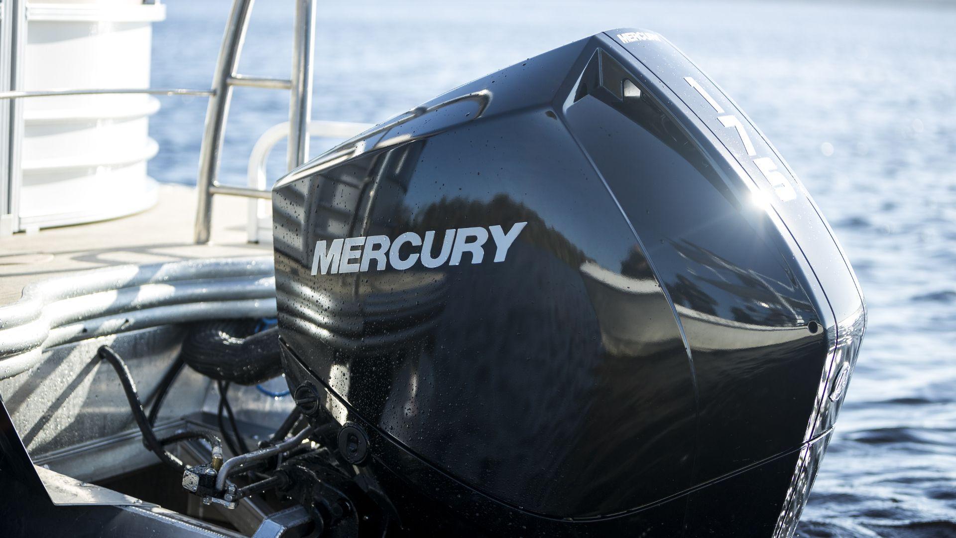 nouvelle gamme mercury fourstroke et mercury verado